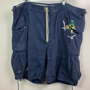 Vintage Polo Ralph Lauren shorts swim trunks sz 48